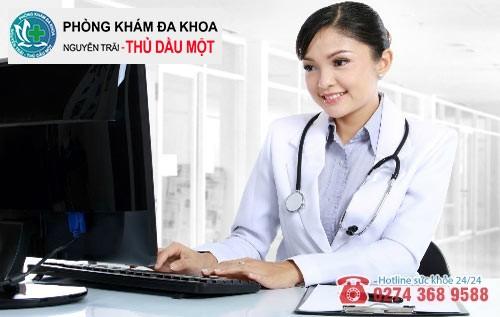Các bác sĩ sản phụ khoa luôn lắng nghe và giải đáp các thắc mắc cho chị em