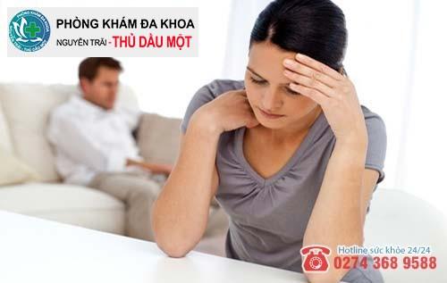 Chị em phải cẩn trọng với viêm nhiễm phụ khoa sau phá thai