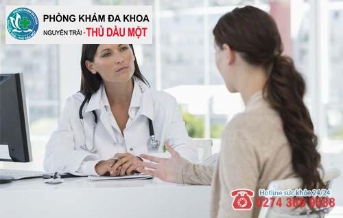 Mọi thắc mắc của chị em các bác sĩ sẽ luôn giải đáp tận tình