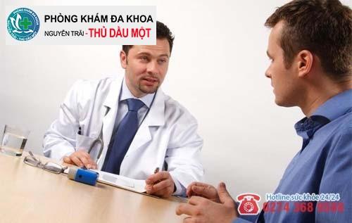 Gặp bác sĩ ngay để biết được mức phí điều trị bệnh cụ thể