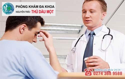 Gặp bác sĩ ngay nếu có những dấu hiệu viêm túi tinh