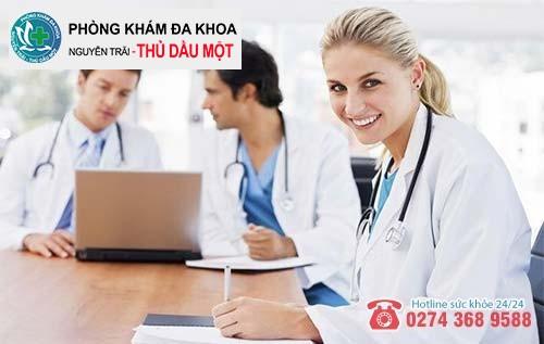 Đa khoa Nguyễn Trải - Thủ Dầu Một nơi hỗ trợ điều trị viêm túi tính hiệu quả
