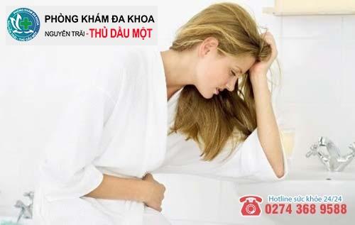 Thiếu máu là một trong những nguy hại từ bệnh trĩ hỗn hợp