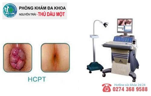 Phương pháp HCPT hỗ trợ điều trị trĩ hiệu quả