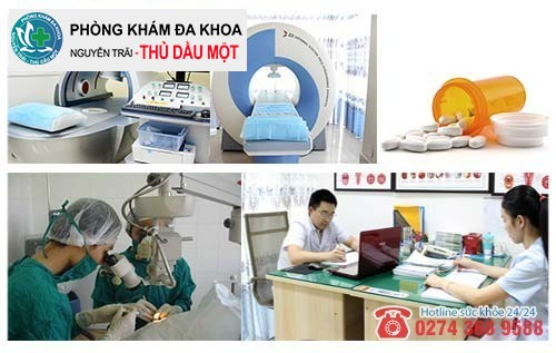 Đa khoa Nguyễn Trải - Thủ Dầu Một hỗ trợ điều trị loét hậu môn uy tín