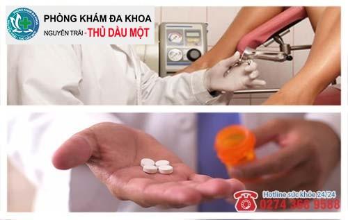 Phương pháp phá thai không đau tại Đa Khoa Thủ Dầu Một