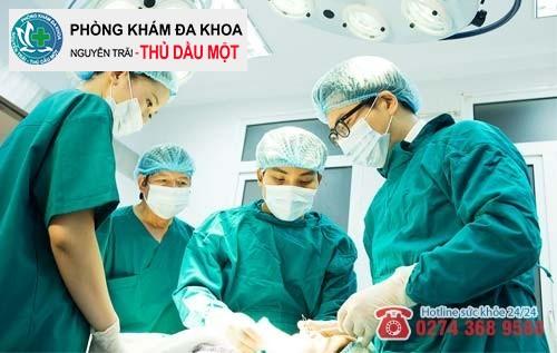 Đội ngũ y bác sĩ giỏi với hơn 15 năm kinh nghiệm