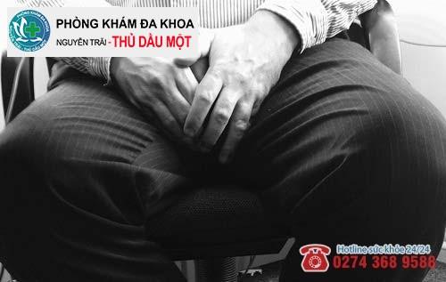 Cần chú ý dấu hiệu của bệnh viêm đường tiểu nam giới