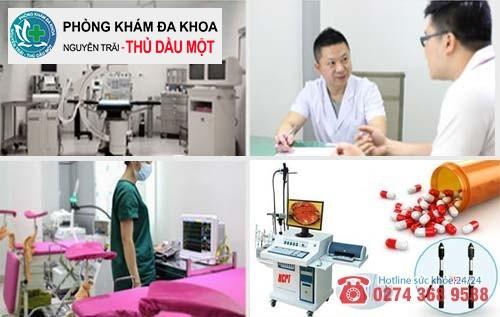 Đa Khoa Thủ Dầu Một nơi phẫu thuật trĩ uy tín với chi phí phải chăng