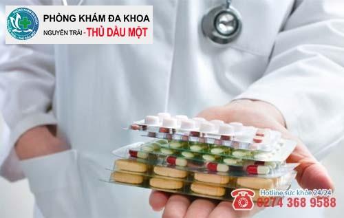 Phương pháp nội khoa hỗ trợ điều trị bệnh hậu môn trực tràng nhẹ