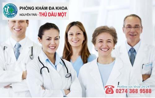 Đa khoa Nguyễn Trải - Thủ Dầu Một nơi hỗ trợ chữa bệnh hậu môn trực tràng uy tín