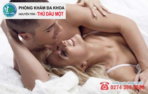 Quan hệ tình dục không an toàn có thể gây ngứa vùng kín
