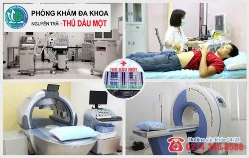 Phòng khám Đa khoa Nguyễn Trải - Thủ Dầu Một  hỗ trợ chữa bệnh xã hội uy tính tại Bình Dương