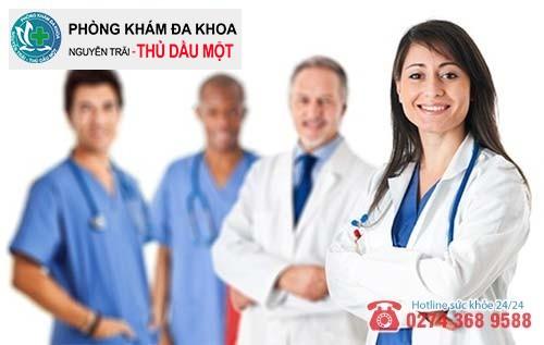 Đa Khoa Thủ Dầu Một là nơi hỗ trợ chữa bệnh hậu môn hiệu quả