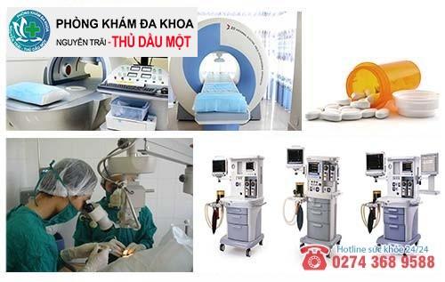 Đa khoa Nguyễn Trải - Thủ Dầu Một hỗ trợ điều trị bệnh sùi mào gà ở mắt hiệu quả