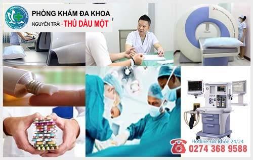 Đa Khoa Thủ Dầu Một là địa chỉ hỗ trợ điều trị bệnh sùi mào gà ở miệng hiệu quả