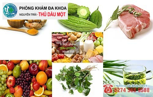 Những thực phẩm nên ăn sau khi cắt bao quy đầu