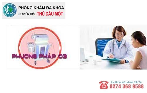 Phương pháp hỗ trợ điều trị viêm âm đạo tiên tiến