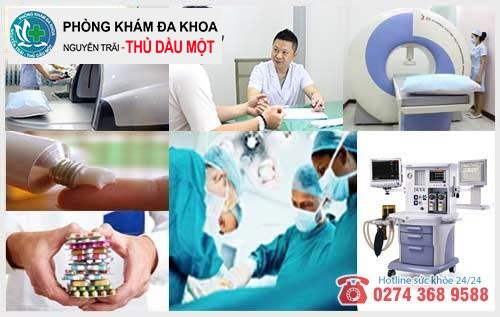 Đa Khoa Thủ Dầu Một giúp tư vấn bệnh lý hiệu quả