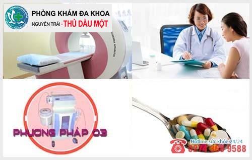 Phương pháp hỗ trợ điều trị bệnh viêm âm đạo