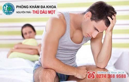 Vùng bìu sưng đau ảnh hưởng nhiều đến đời sống tình dục và sinh sản cho nam giới