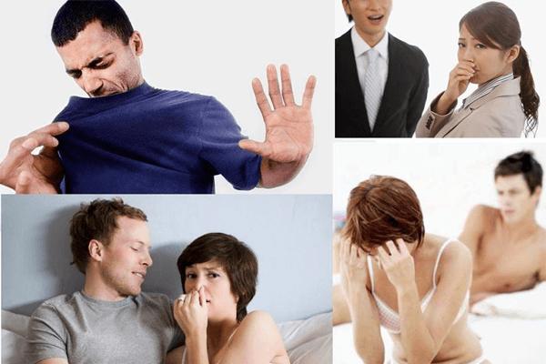 Những điều cần biết về bệnh hôi nách