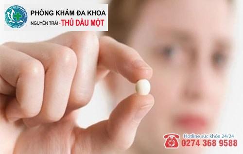 Thuốc phá thai chỉ an toàn khi có chỉ định của bác sĩ