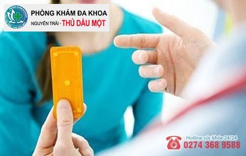 Dùng thuốc phá thai phải được sự hướng dẫn từ bác sĩ