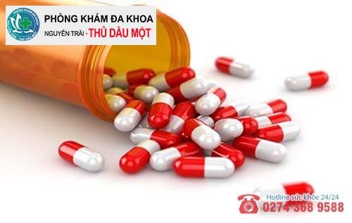 Thuốc hỗ trợ điều trị xuất tinh ngược