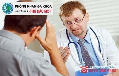 Bác sĩ Đa Khoa Thủ Dầu Một sẽ điều trị hiệu quả xuất tinh sớm