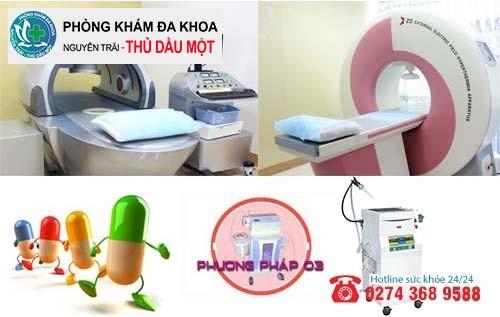 Phương pháp hỗ trợ điều trị bệnh phụ khoa chất lượng