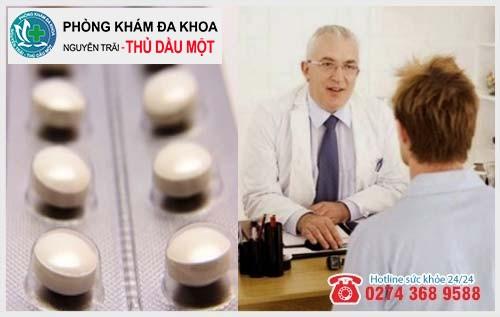 Phương pháp hỗ trợ chữa giang mai ở nam giới