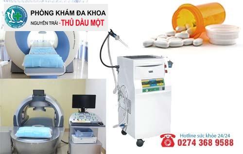 Phương pháp hỗ trợ điều trị polyp cổ tử cung hiệu quả