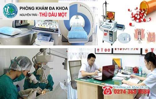Đa khoa Nguyễn Trải - Thủ Dầu Một hỗ trợ trị bệnh trĩ vòng uy tín