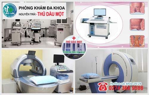 Phương pháp và thiết bị y tế hiện đại