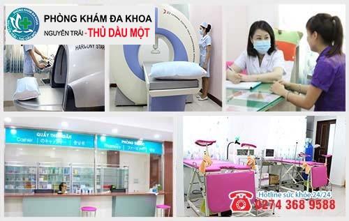 Đa Khoa Thủ Dầu Một hỗ trợ chữa rong kinh uy tín