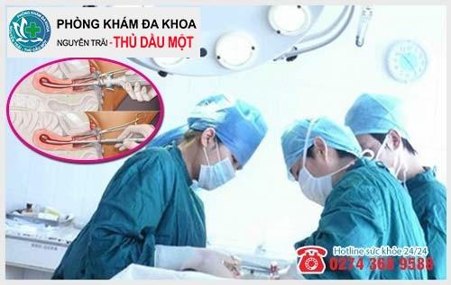 Phương pháp phá thai 10 tuần an toàn là hút thai bằng ống siêu dẫn