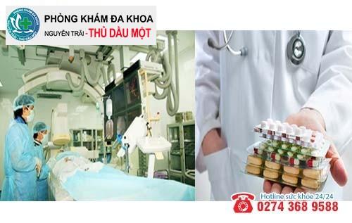 Phương pháp hỗ trợ chữa giang mai ở nam giới tại Đa khoa Nguyễn Trải - Thủ Dầu Một
