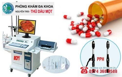 Phương pháp hỗ trợ điều trị bệnh trĩ hiệu quả tại Đa khoa Nguyễn Trải - Thủ Dầu Một