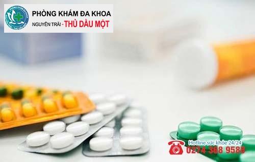 Hỗ trợ điều trị bệnh lậu cấp tính bằng thuốc
