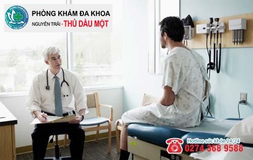 Đa Khoa Thủ Dầu Một hỗ trợ chữa giãn tĩnh mạch thừng tinh hiệu quả