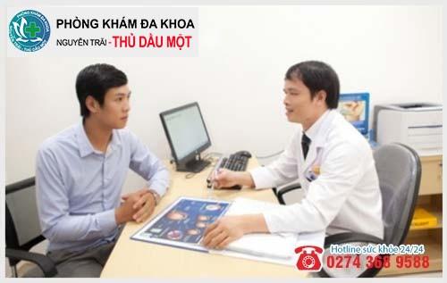 Bác sĩ khám sinh lý nam giới có trình độ chuyên môn cao