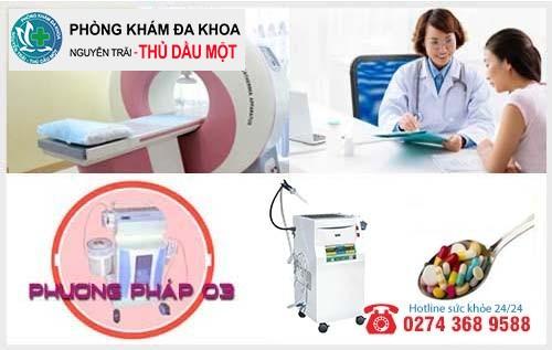 Hỗ trợ điều trị khí hư bất thường