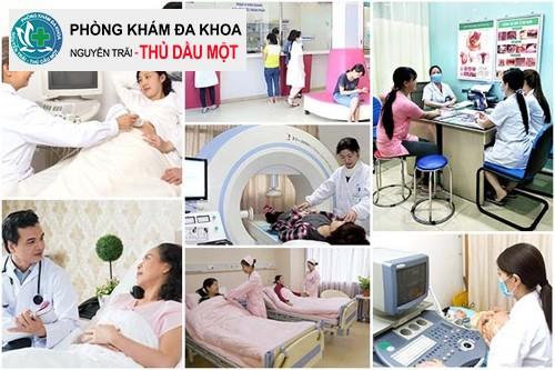Cách hỗ trợ trị khô âm đạo hiệu quả tại Đa khoa Nguyễn Trải - Thủ Dầu Một