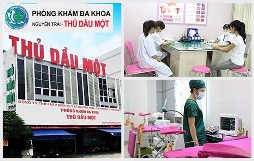 Đa Khoa Thủ Dầu Một hỗ trợ điều trị viêm phần phụ uy tín