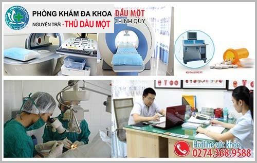 Đa Khoa Thủ Dầu Một - Nơi hỗ trợ điều trị trĩ ngoại uy tín và chất lượng