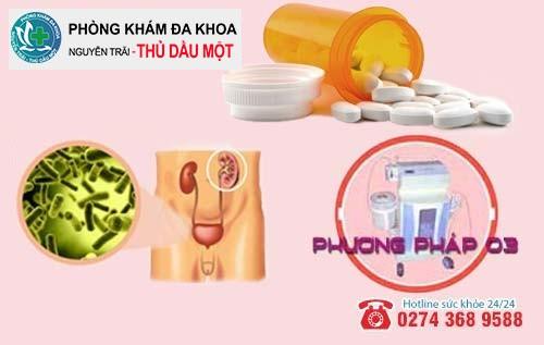 Phương pháp hỗ trợ điều trị nhiễm nấm đường tiết niệu hiệu quả