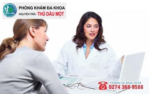 Đa Khoa Thủ Dầu Một nơi thực hiện hút thai an toàn