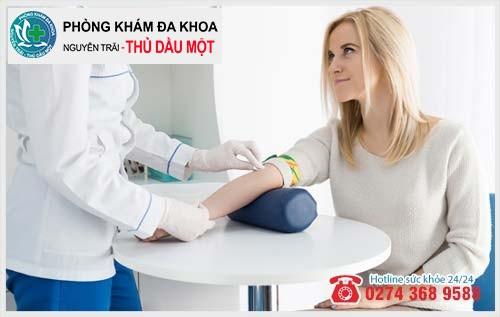 Những xét nghiệm để nhận biết mức độ viêm phần phụ
