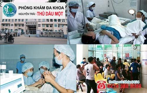 Phá thai bệnh viện Hùng Vương